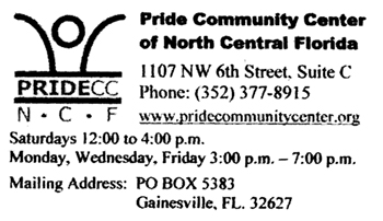 Click for Pride Community Center